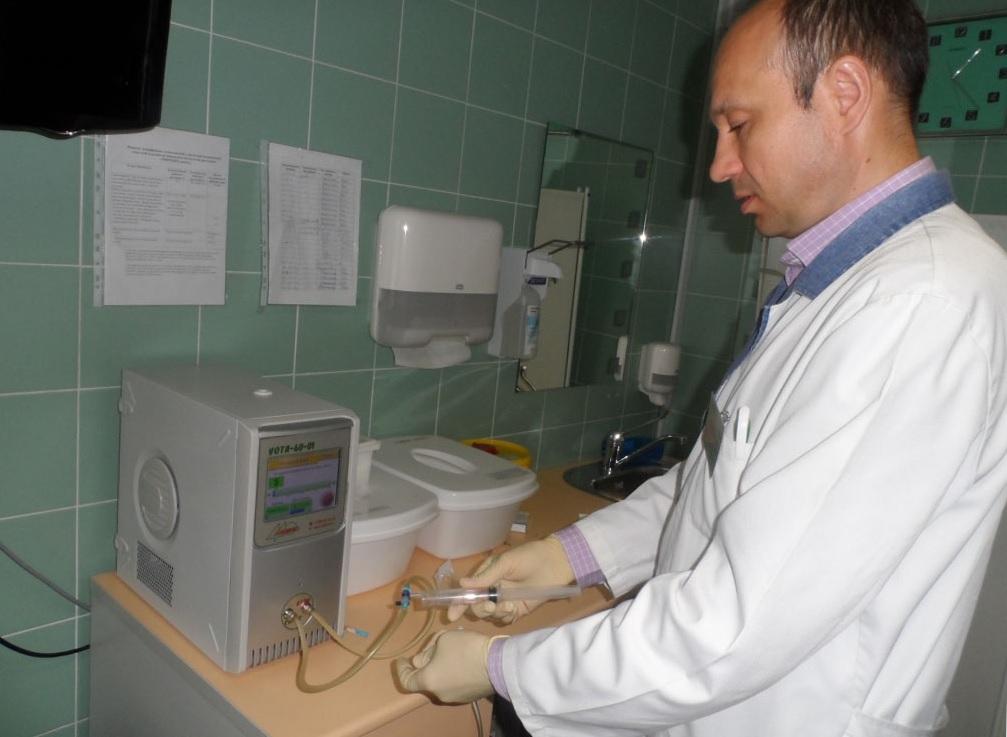 Озонотерапия - новое в медицине
