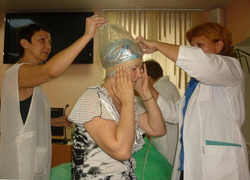Озонотерапия: подготовка к сеансу