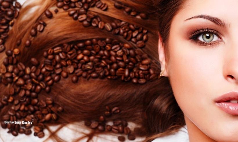 Кофе - природный краситель для тускнеющих волос