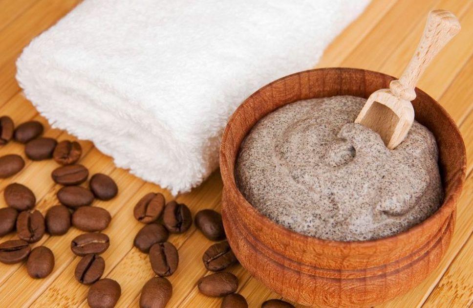 Маска для волос из кофе и сметаны