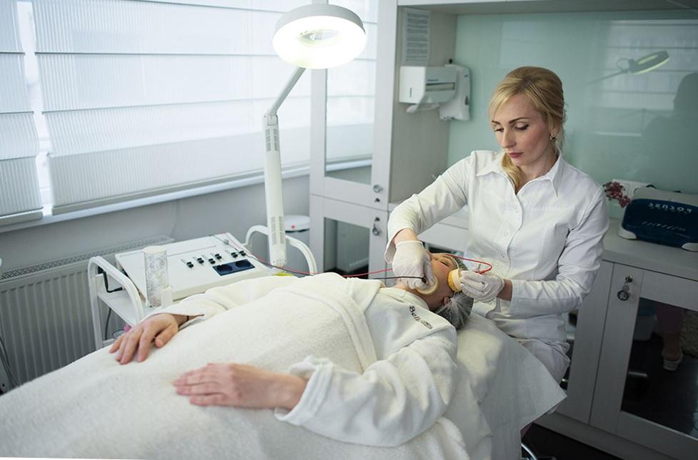 Глубокий лимфодренажный массаж лица