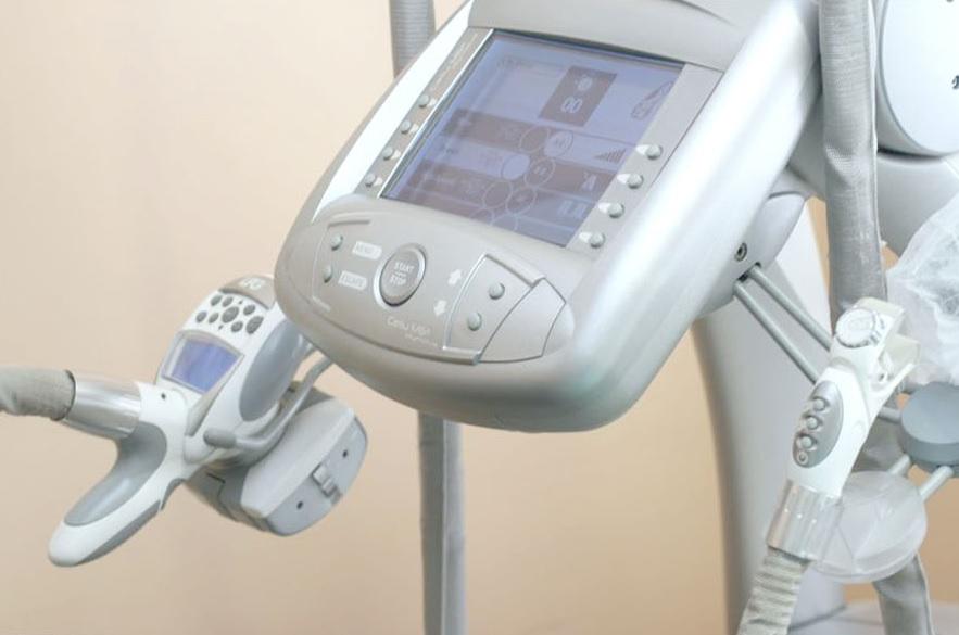 LPG массаж - презентация оборудования
