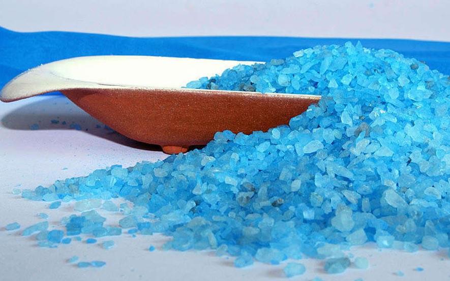 Морская соль с водорослями