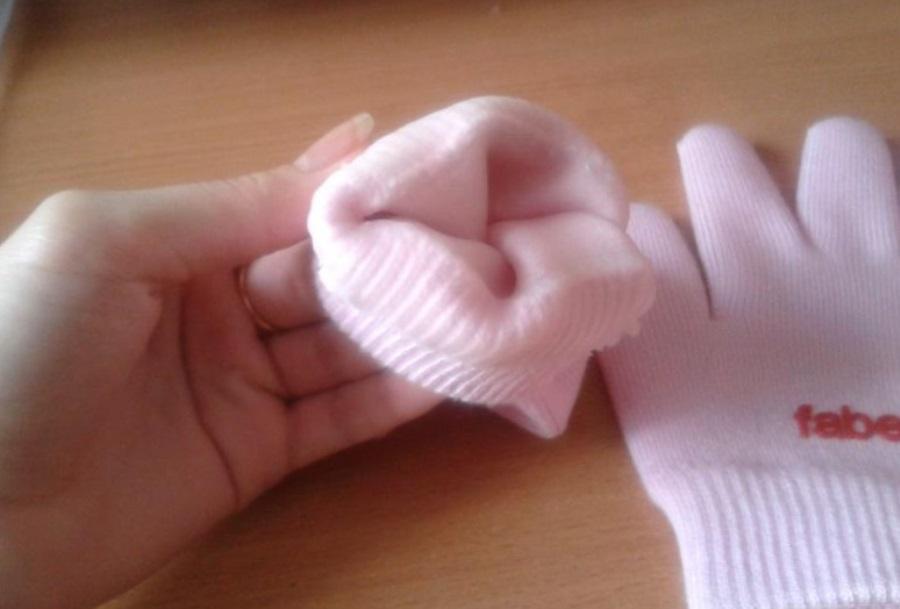 Faberlic Увлажняющие силиконовые перчатки