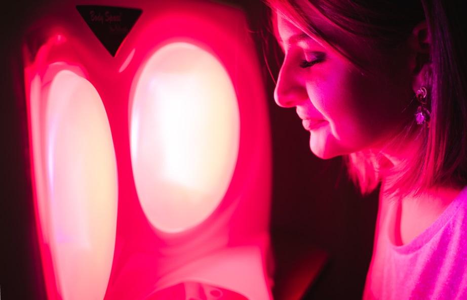 Коллагенарий - свет, который лечит