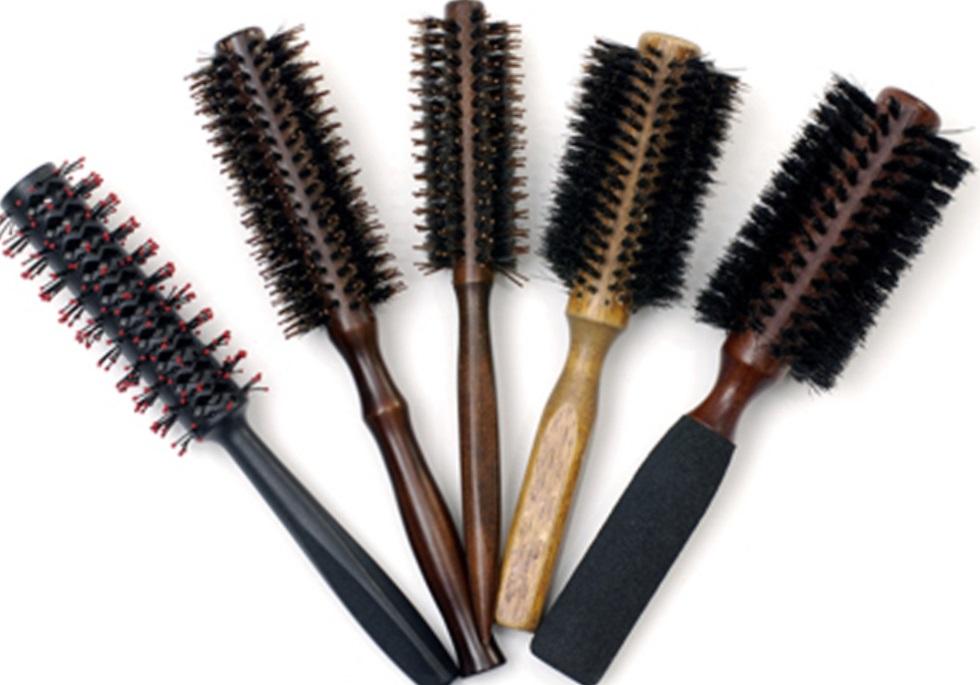Разновидности брашинга для волос