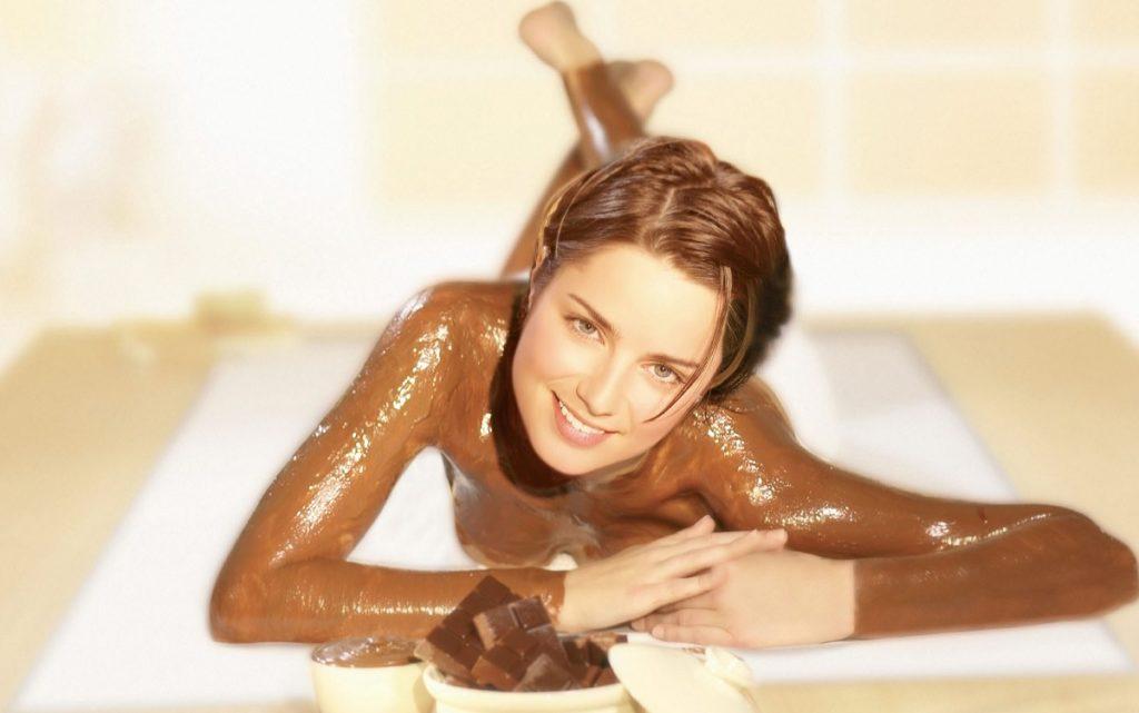 шоколадное обертывание на все тело