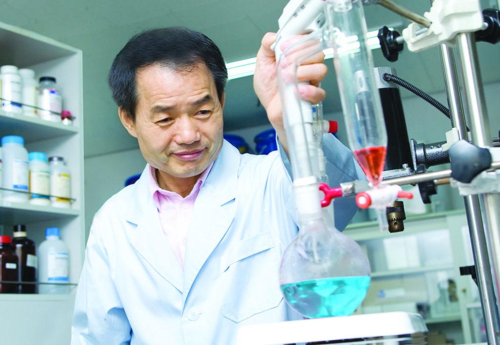 корейская лаборатория фирмы Caregen